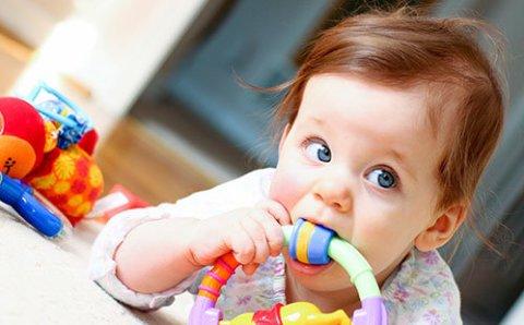 Физиология ребенка седьмого месяца жизни