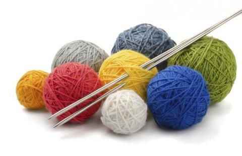 Польза вязания