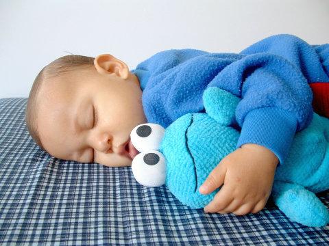 Сон ребенка в 5 месяцев