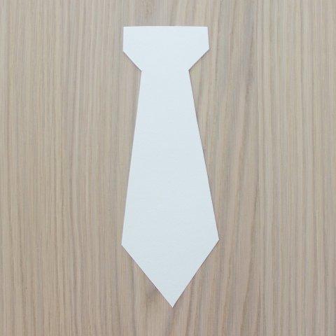 Картинка к занятию Полосатый галстук в Wachanga