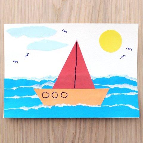 ребенок рисует творческие занятия на развитие