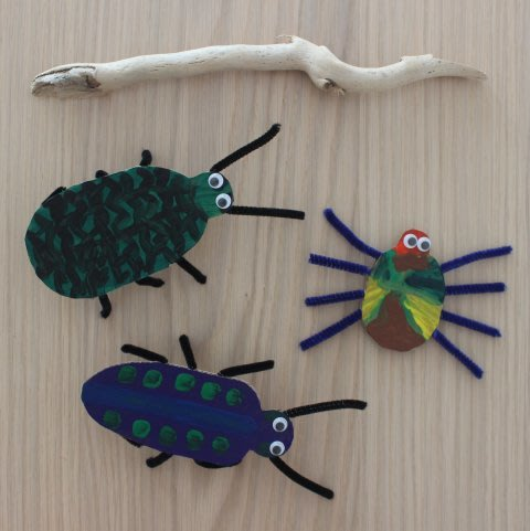 Craft your own Insects!