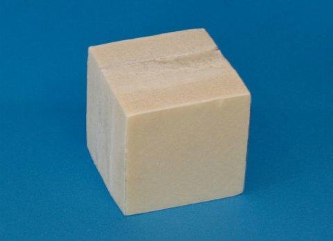 A cube with a secret