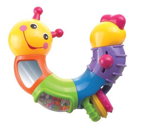 Слежение за игрушкой