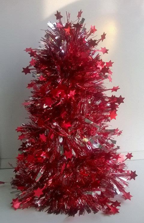 An easy way to make a Christmas Tree