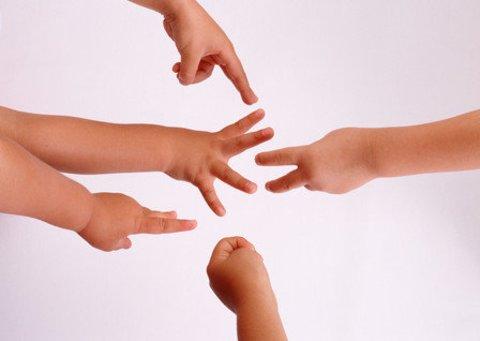 О пользе игры с пальчиками