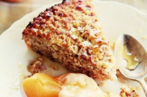 Рецепты для кормящей мамы: «Крупеник из гречневой крупы»