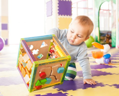Playing area for your baby
