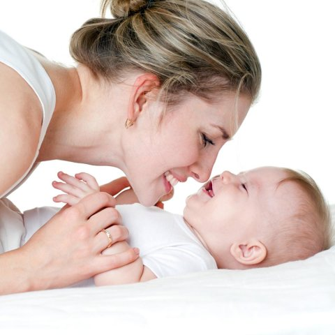 Read active verses with your baby