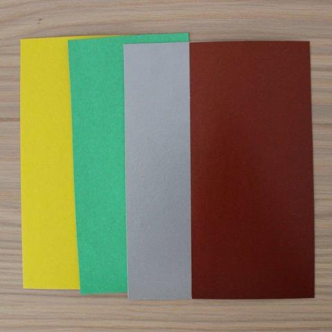 цветной картон для заготовки оригинальных пазлов