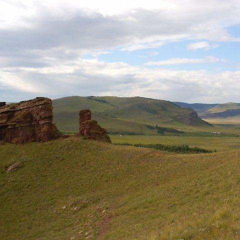 Запечатлеть красоту горных вершин, холмов и скалистых хребтов
