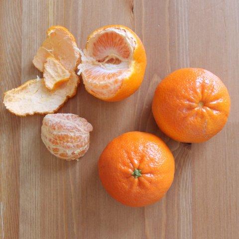 мандарины являются одними из менее опасных цитрусовых фруктов для аллергиков