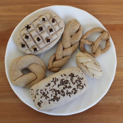 Make your own Bakery with salt dough