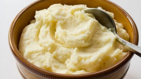Sculpting with Mashed Potatoes