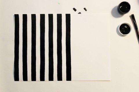 как рисовать чёрно-белые картинки
