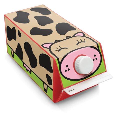 Постройте вместе с малышом замок из коробок