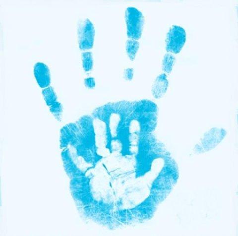 Картинка к занятию Отпечатки рук в Wachanga