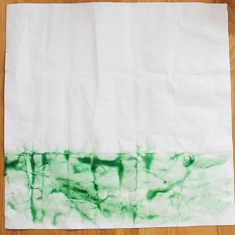 акварелью по мокрой бумаге необычная техника рисования