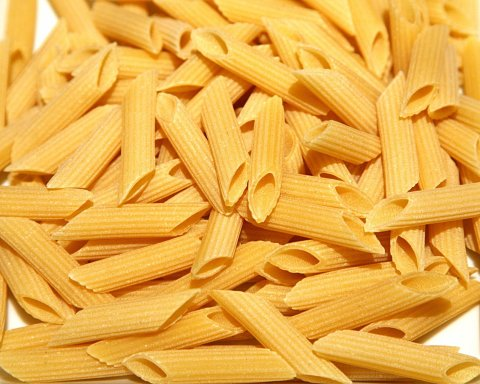 Play with pasta