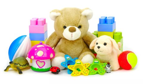 Toys for your little one