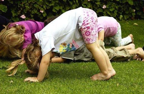 Гимнастика для малышей в 1-1,5 года