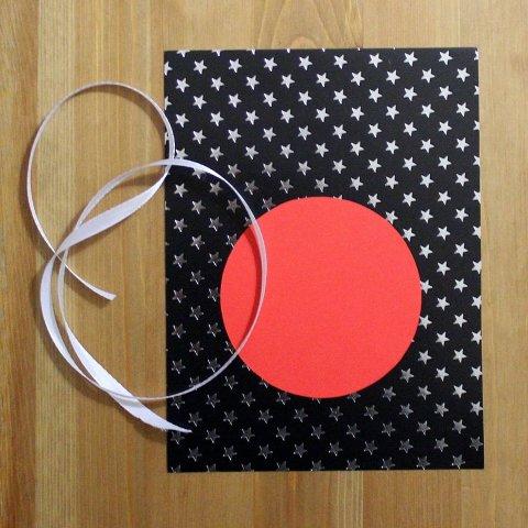 заготовки для создания открытки к новому году своими руками