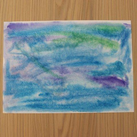 заготовка для рисунка с голубем для поделки ребёнка своими руками