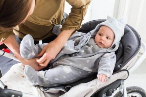 Tips to dress a newborn