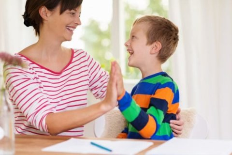Solve logical tasks with your kid