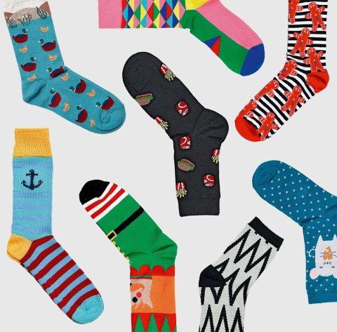 Сделайте для ребенка сенсорные носочки