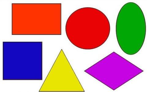 Дидактическое пособие «Геометрические фигуры»