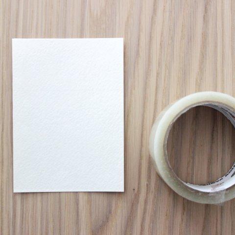 бумага и скотч