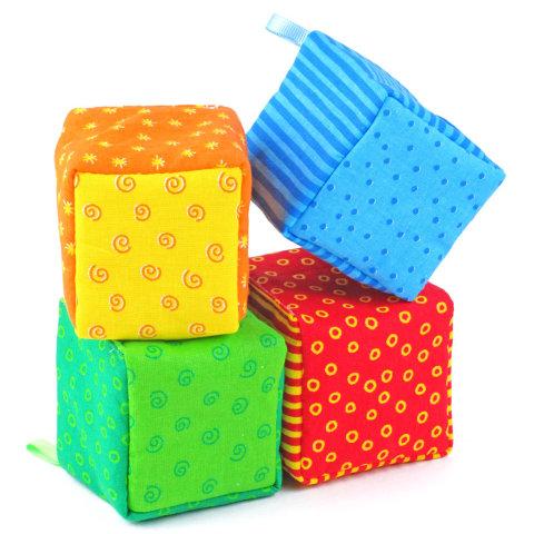 Игры с мягким кубиком