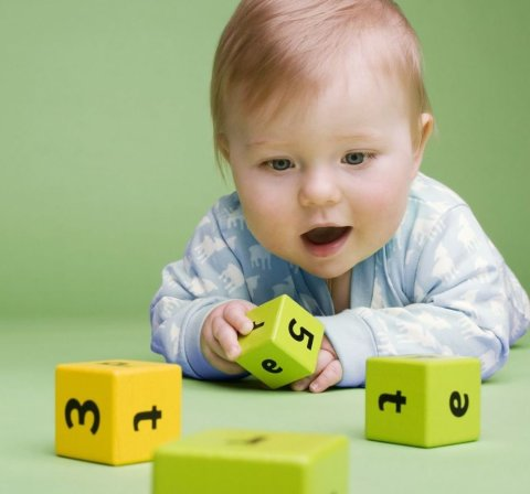 Touch and palpate with your little one