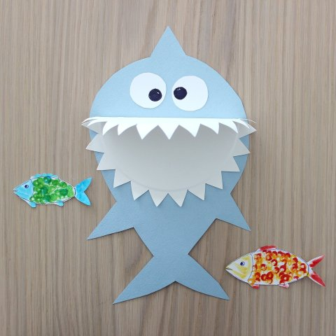 Activity picture for Cool Shark Craft in Wachanga
