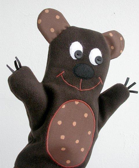 Картинка к занятию Игры с куклой-рукавичкой в Wachanga