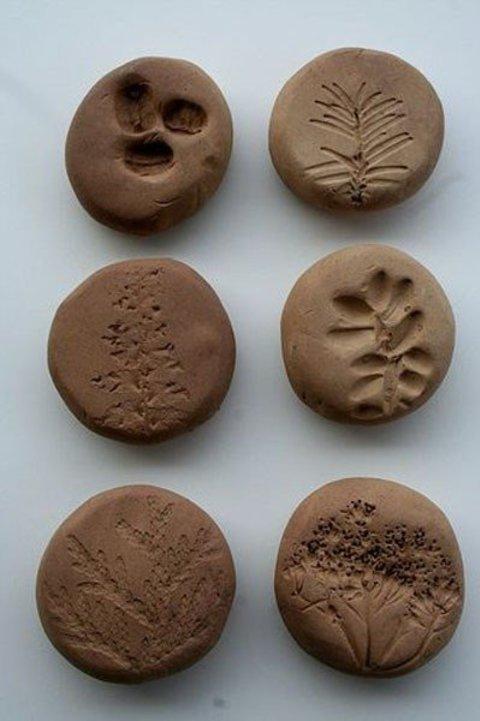 Растительные отпечатки