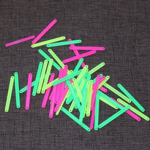 Play with counting sticks!