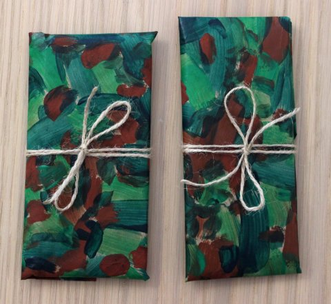 Картинка к занятию Подарок на 23 февраля: упаковка своими руками в Wachanga