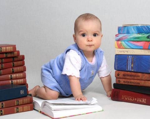 Психология ребенка седьмого месяца жизни