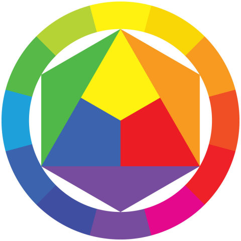 Learn primary and secondary colors with your kid