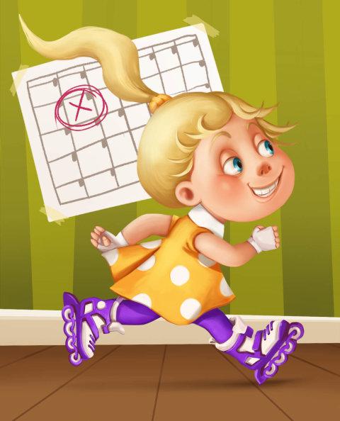 выполнить задания для дошкольников в приложении развитие ребенка