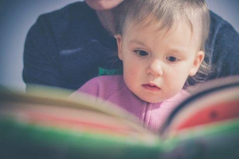 Почитайте ребенку книжку