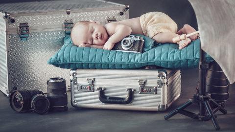 Сфотографируйте малыша!