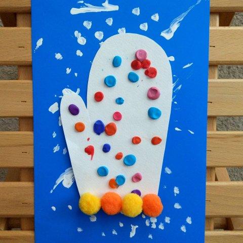 детское творчество с родителями аппликация
