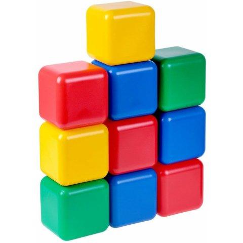 Картинка к занятию Поиграйте с малышом в игру «Кубики и шарики» в Wachanga