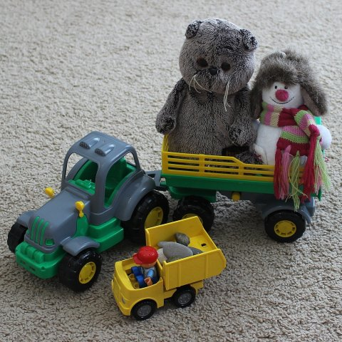Activity picture for Arrange playing with cars for your kid in Wachanga