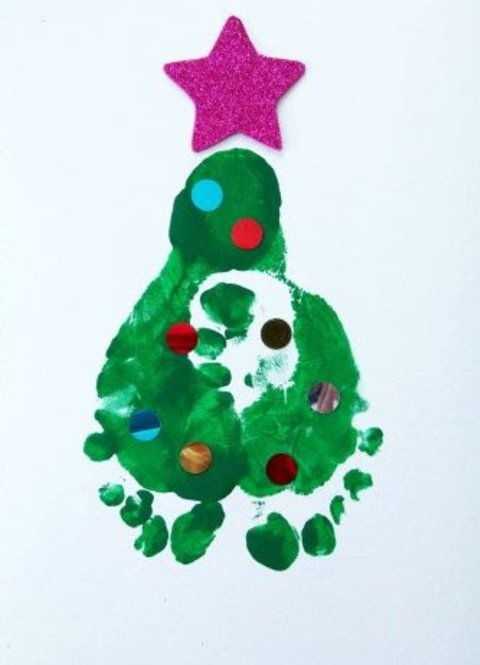 Activity picture for A Cute Christmas Tree in Wachanga