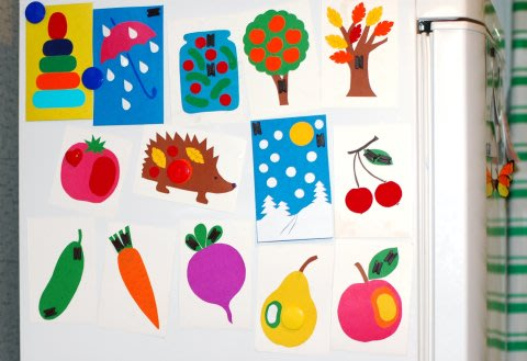 Activity picture for Simple Paintings for your Baby in Wachanga