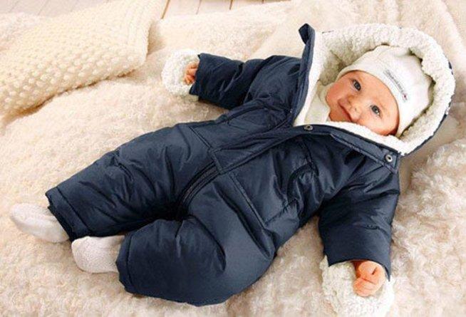 Продолжительность прогулок с новорожденным малышом